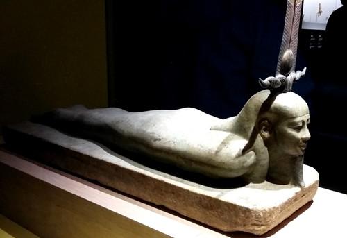 Mystères d'Osiris Horus.vivant